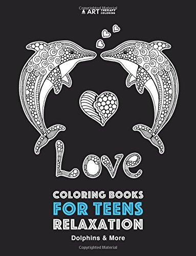 Coloring Books Teens Relaxation Underwater product image