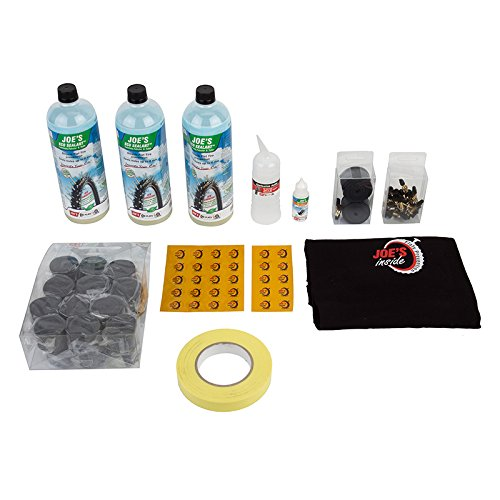 Bicycle Tubeless Kit Joes No Flats No Flats Eco Shop Kit