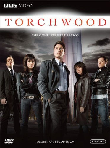 Torchwood: The Complete First Season (Boxed Set, Repackaged, AC-3, 7PC)