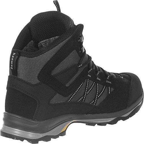 Hanwag Belorado Bunion Mid GTX Zapatillas de senderismo negro