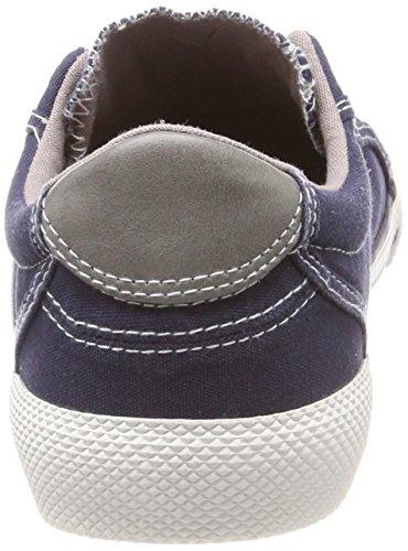 s.Oliver 54106, Zapatillas Para Niños Azul (Navy)