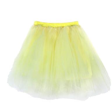 50 S Vintage Retro Enagua Falda Hoop Underskirt Tutu Baile Ropa de ...