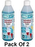 HG Window Cleaner 500ml Pack of 2