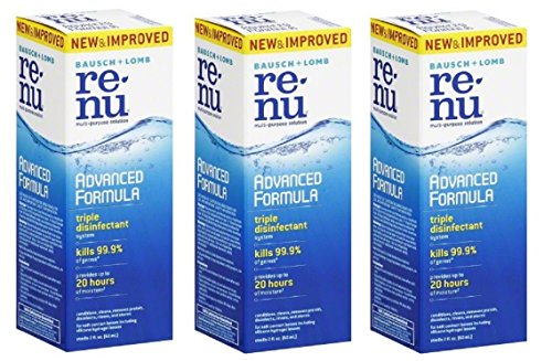Top renu contact lens solution 2 oz for 2019
