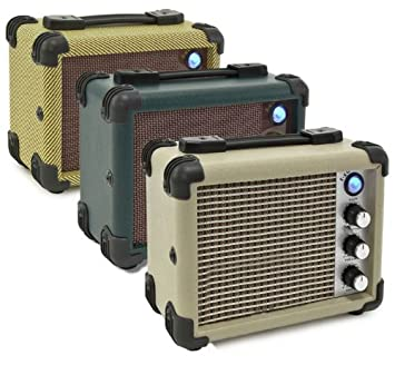 honkin Tom s 5 W Vintage estilo Busking Mini MP3 amplificador para ...