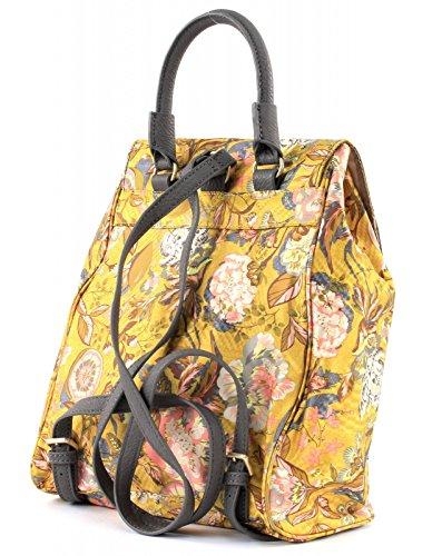 OililyOilily Backpack - Bolso de Mochila Mujer Amarillo - Gelb (Sun Blossom 018)