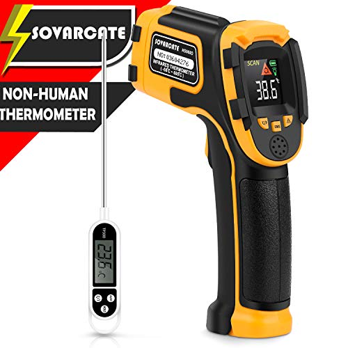 Infrared Thermometer Non-Contact Digital