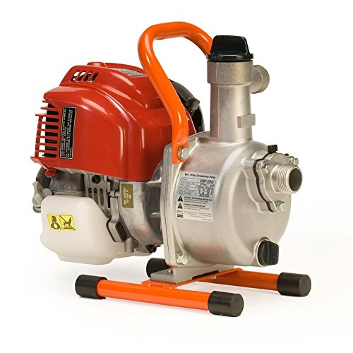 Godwin GWP25HX Gwp-25HX Wet Prime 1'' Dewatering Pump with Honda GX25 Engine by Godwin
