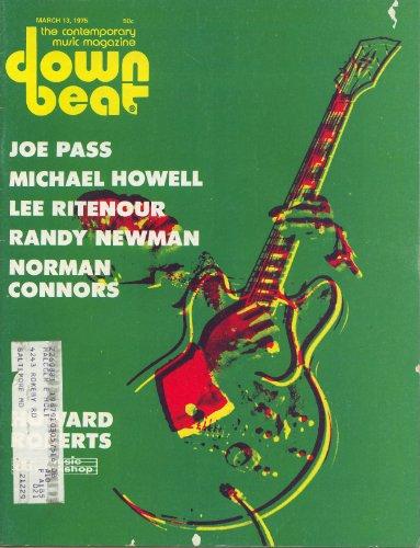 downbeat March 13, 1975