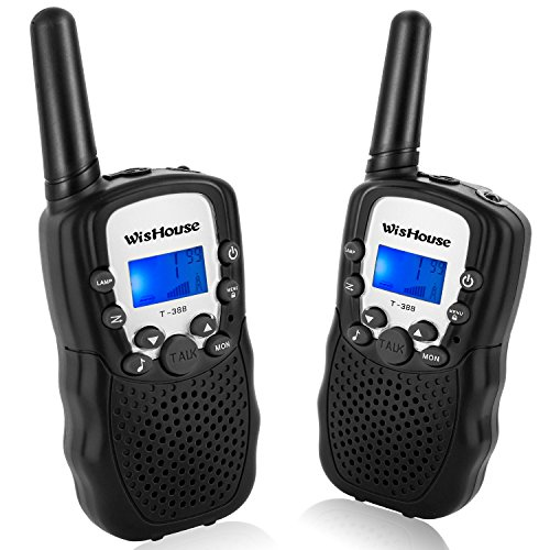 Wishouse Walkie Talkies for Kids,Hot Toys for Boys and Girls Best Walky Talky...