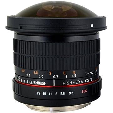 Rokinon 8mm f/5 HD