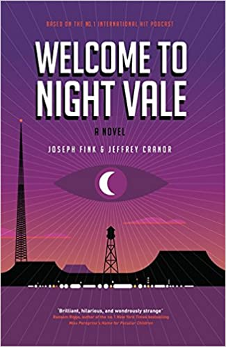 book welcome to night vale