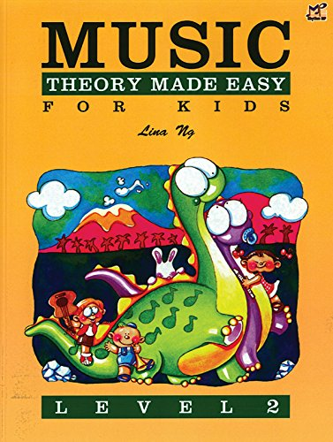 Theory Made Easy for Kids, Level 2 (Made Easy (Easy Level)