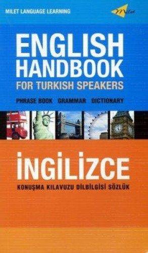 English Handbook for Turkish Speakers (Handbook series) (Best Turkish English Dictionary)
