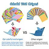 hapray Origami Kit 144 sheets Origami Paper for