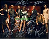 #10: FIREFLY / Serenity TV show cast 8x10 reprint signed photo by all 9 #2