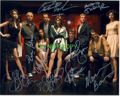FIREFLY/Serenity TV show cast 8x10 reprint signed photo by all 9#2