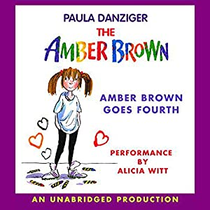 Amber Brown Goes Fourth Audiobook