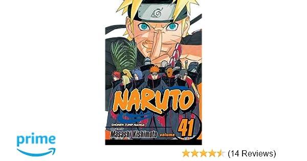 Amazon.com: Naruto, Vol. 41: Jiraiyas Decision ...