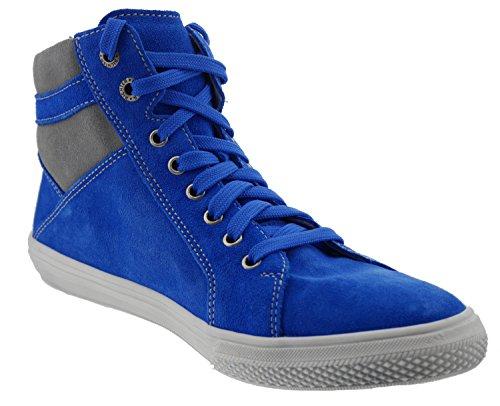 Turquoise Bleu Pour Kinderschuhe Baskets Bleu Richter Garçon nxw8ZgqPYa