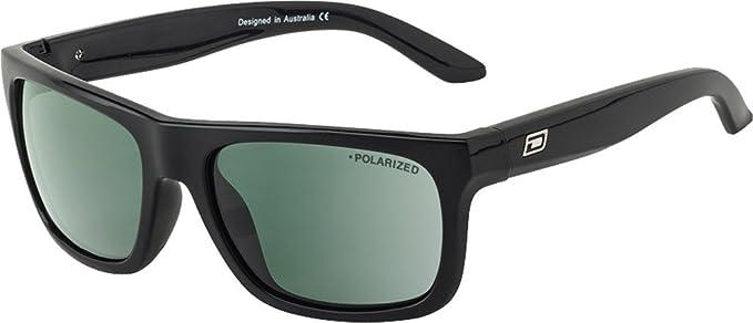 Dirty Dog 53385 Tortoise Boom Rectangle Sunglasses Polarised Lens Category 3 jMjO7ZT