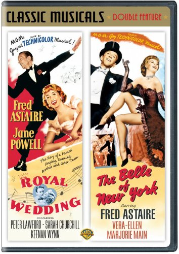 Royal Wedding / The Belle of New York