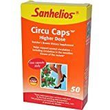 Sanhelios, Circu Caps, Higher Dose, 50 Soft Gel Capsules - 2pc