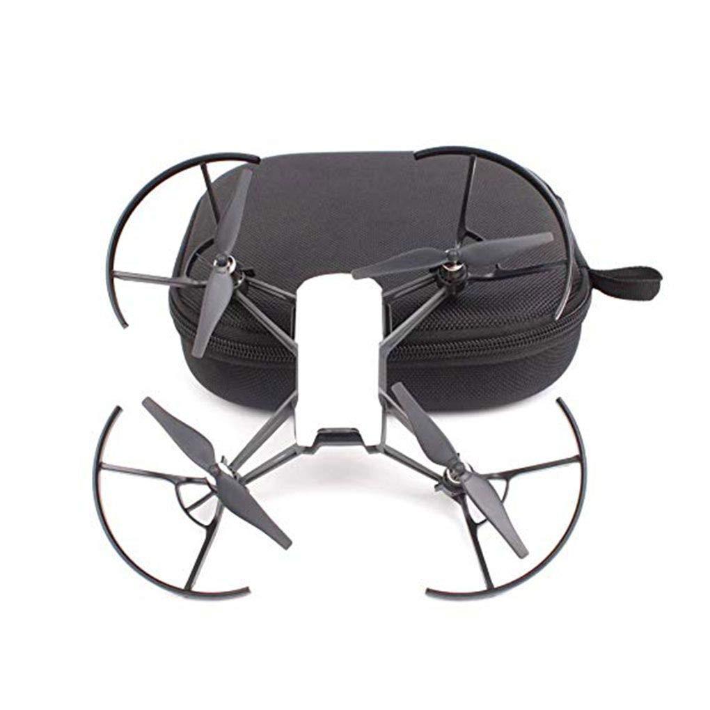 Cdrox - Funda Impermeable para dji Tello Drone (Cremallera Doble ...