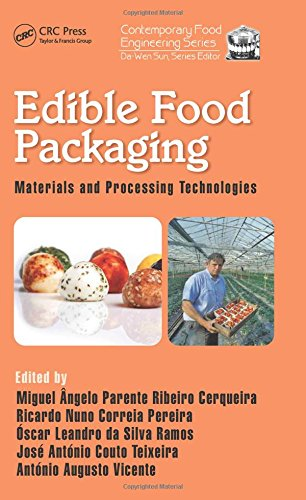 Edible Food Packaging: Materials and Processing Technologies: 36