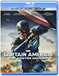 Cover Image for 'Captain America: The Winter Soldier (2-Disc Blu-ray 3D + Blu-ray + Digital HD)'