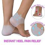 Heel Pain Relief Protectors 2 pairs - Plantar