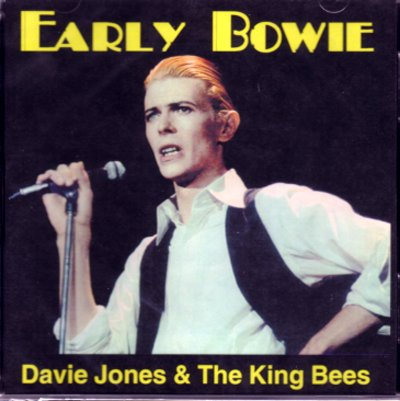 Early Bowie - Davie Jones & The King Bees