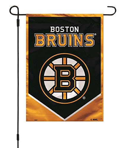 Fremont Die NHL Boston Bruins Garden Flag