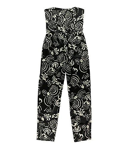 Buy rachel roy womens floral strapless jumpsuit