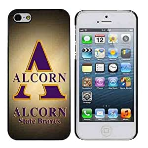 Alcorn State Braves iPhone 5/5s Case