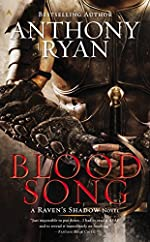 Blood Song (A Raven's Shadow Novel, Book 1)