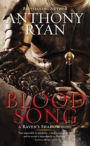The Blood Song by Anthony Ryan