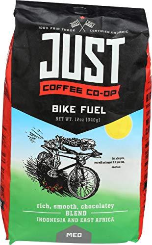 Just Coffee, Coffee Bike Fuel Fair Trade Organic, 12 Ounce