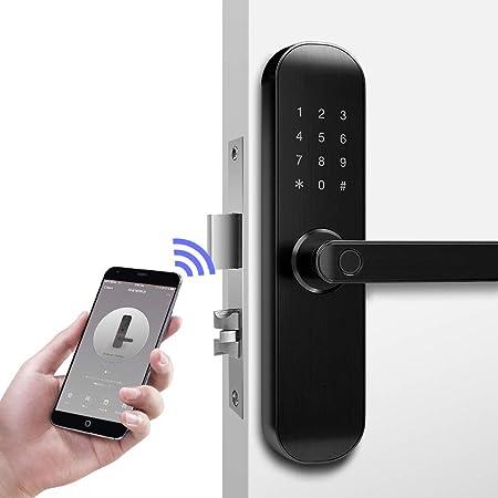 Nuevo 202Pro WIFI Bluetooth Smart Lock, Aplicación remota y gestión de negocios de oficina/apar...