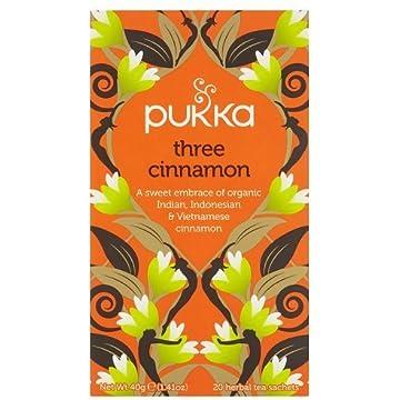 best selling Pukka Organic