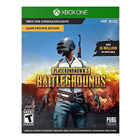 PLAYERUNKNOWN'S BATTLEGROUNDS – Game Preview Edition - Xbox One Digital Code