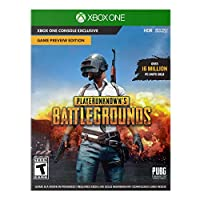 Playerunknowns Battlegrounds Game Preview Edition Xbox One