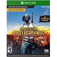 PLAYERUNKNOWN'S BATTLEGROUNDS – Game Preview Edition -...
