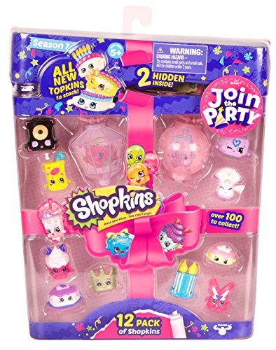 Shopkins Join the Party 12 (Hollywood Party Outfits)