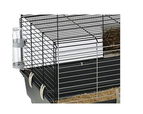 Jaula para conejo con Guinea Pig Jaula Conejo enano Starter Set ...