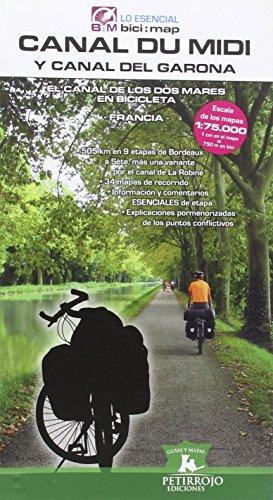 Canal Du Midi Y Canal Del Garona: El Canal De Los Dos Mares En Bicicleta