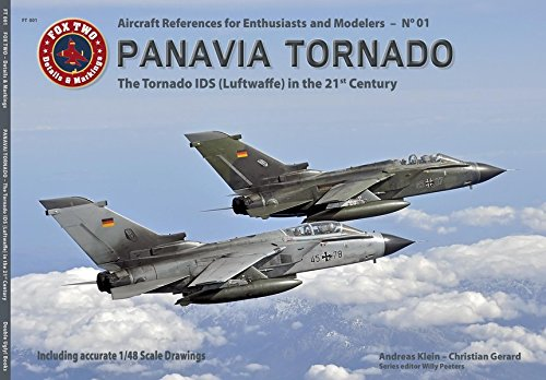 Panavia Tornado: The Tornado IDS/ECR (Luftwaffe) in the 21st Century (Aircraft References for Enthusiasts and Modelers No 1)