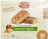 Enjoy Life, Snack Bar, Caramel Apple, Gluten Free, 1 Ounce, 5 Count