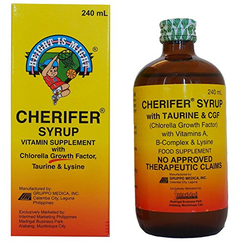 CHERIFER Chlorella Growth Factor Taurine product image