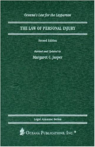 The Law of Personal Injury